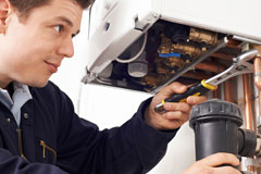 only use certified Omagh heating engineers for repair work